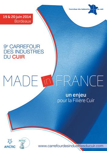 9e Carrefour des Industries du Cuir  le rendez-vous est donné ! | Entretien cuir et bois | Scoop.it