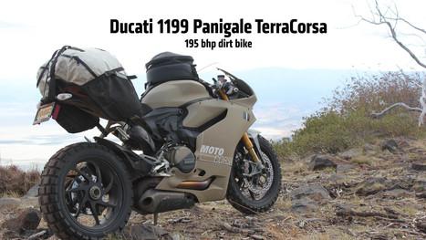 Ducati 1199 Panigale TerraCorsa — Off-Road Superbike Exclusive | Ductalk Ducati News | Scoop.it