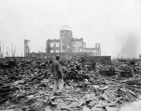 Obama's Hiroshima trip rekindles decades-old controversies   World at War   Scoop.it