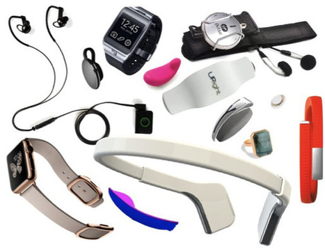Wearables: enhancing or exploiting our personal data? | Mobile Technology | Scoop.it