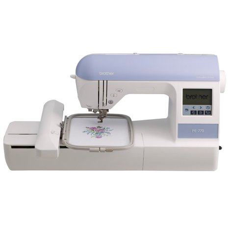 Brother PE770 Embroidery Machine Review - best embroidery machine | How to find the best embroidery machne | Scoop.it