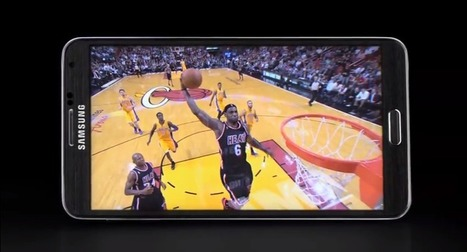 LeBron James Slams Samsung in Tweet About Phone Failure   Rwh_at   Scoop.it