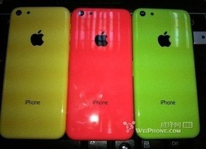 Des photos de l'iPhone low-cost ?   Notre Précieux   Scoop.it