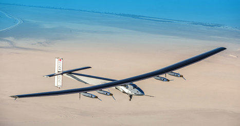 Solar Impulse pilot André Borschberg: We must find harmony between tech and nature | Aviation & Airliners | Scoop.it