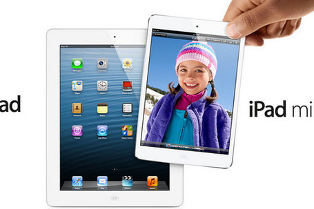 Apple iPad Mini 2 Out in the Next Two Months Along with iPad 5 | Technology in (Spl) Education | Scoop.it