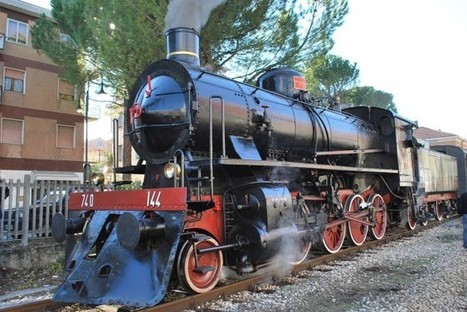 La ferrovia Porto San Giorgio – Amandola | Hideaway Le Marche | Scoop.it