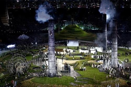 Se inicia ceremonia de inauguración de los Juegos Olímpicos de Londres 2012