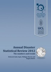 Annual Disaster Statistical Review 2012: The numbers and trends | ReliefWeb | Natural Disasters | Scoop.it