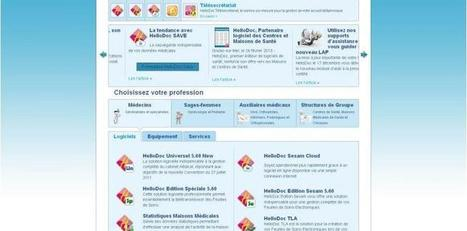 Logiciels : Imagine Editions lorgne le gigantesque marché de l'e-santé | mesinfossante | Scoop.it