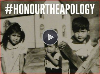 #HonourTheApology - A national call to the Canadian government (July 25) | Social Media Slant 4 Good | Scoop.it