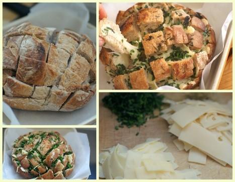 Pain degoulinant aux deux fromages | Cuisine Algerienne, cuisine marocaine, cuisine tunisienne, cuisine indienne | Scoop.it