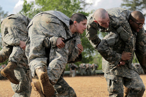 Breaking military's ultimate glass ceiling? Women start Ranger training. | A Voice of Our Own | Scoop.it