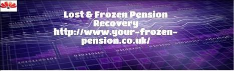 Avail The Fastest Frozen Pension Services At your-frozen-pension.co.uk | Frozen Pension | Scoop.it
