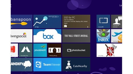 10 killer Windows 8 business apps for real productivity | PCWorld | Cloud Central | Scoop.it