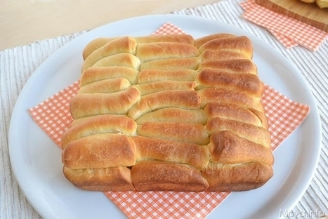 Parker house rolls | Breads of the World | Scoop.it
