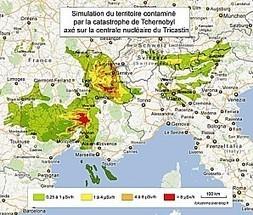 1000 milliards d'euros de coût possible pour un accident nucléaire majeur en France selon l'IRSN | Le Côté Obscur du Nucléaire Français | Scoop.it