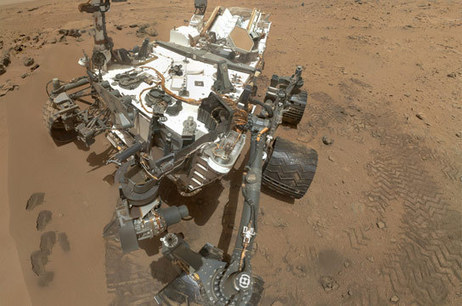 NASA's Curiosity Finds Water Molecules on Mars | 21st Century Innovative Technologies and Developments as also discoveries, curiosity ( insolite)... | Scoop.it