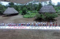 Acción - Indígenas de la Amazonía: petróleo destruye la selva - Salva la Selva | Preservation of Indigenous Ethnobotanical Practice | Scoop.it
