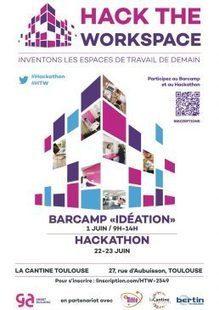 Un hackathon toulousain pour imaginer le bureau de demain - Innovation produits | Toulouse en Français - économie, innovation, technologies, événements | Scoop.it
