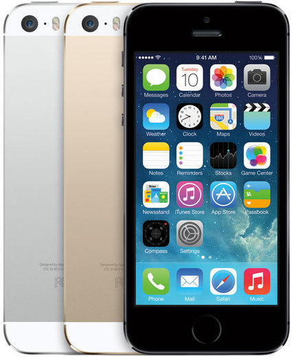 New iPhone Could Kick Biometrics Into High Gear | iPhone | MacNewsWorld | Quantified Self Journey | Scoop.it