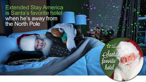Santa shares his travel secrets | alternative health | Scoop.it