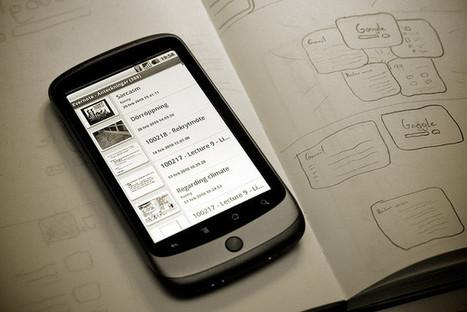 Guía Evernote (V): Cómo aumentar tu productividad con tu móvil Android o iPhone (776) | Las TIC y la Educación | Scoop.it