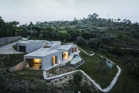 Casa en Gateira / Camarim Arquitectos | fap-arquitectura | Scoop.it