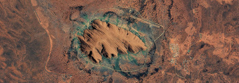 Uluru Geography - the Features of Ayers Rock | Redcentre.com.au | Red Centre Australia - Tours of Ayers Rock Uluru, the Olgas & more | Fantastic Formations | Scoop.it