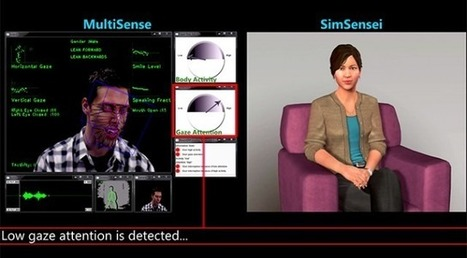 Now My Kinect Can Tell Me If I'm Depressed With 90% Accuracy | Human Condition | Scoop.it