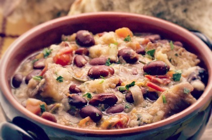 Pancotto Italian Bread Soup, warm comfort | Le Marche and Food | Scoop.it