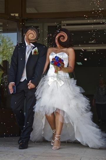 Robe mariée Cymbelline - Eurydice , collection 2011 pas cher d'occasion - Ile de France - Seine Saint Denis - Occasion du Mariage   toujoursalamode   Scoop.it