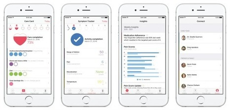 Apple Debuts Personal Health CareKit at Launch Event | Back Chat | Scoop.it
