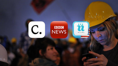 Flipboard, Circa and Other Apps to Keep Track of the News | Social Media 101 | Scoop.it