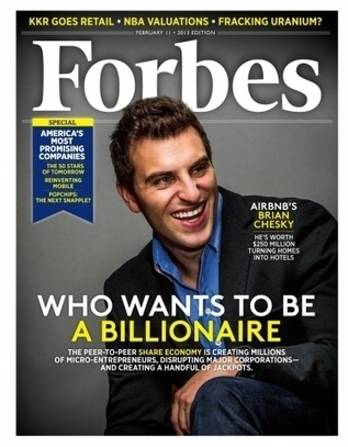 Airbnb And The Unstoppable Rise Of The Share Economy - Forbes | What I Wish I Had Known | Scoop.it