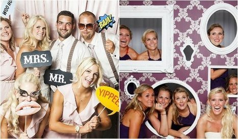 Make The Event Extraordinary by Hiring Photo Booth Rentals | iWedPlanner | free wedding planner apps | Scoop.it