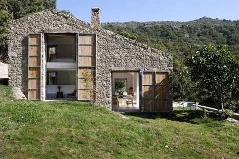This Spanish Home Lets You Live Off The Grid In Style | Arquitectura: Rehabilitació, reformes, interiorisme. | Scoop.it