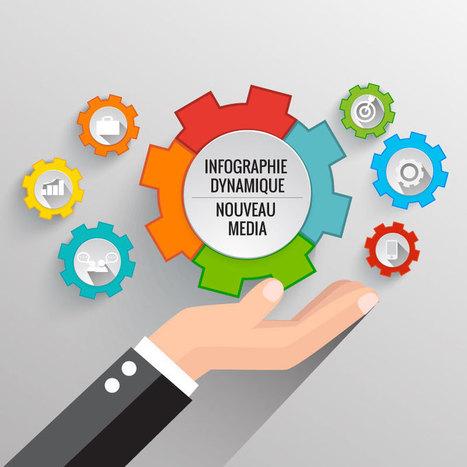 Infographie dynamique : 5 exemples pour vous inspirer | digitaweb | Scoop.it