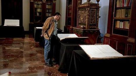 El Museo Arqueológico Nacional expone una rara edición de la 'Description de l'Egypte' | archaeological findings | Scoop.it