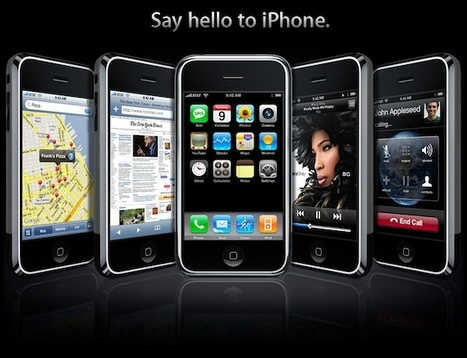 iPhone Turning Five Years Old Tomorrow with 250 Million Units Sold, $150 Billion in Revenue | AtoZ-Facebook,Twitter, Linkedin Marketing Social media2 | Scoop.it