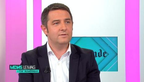 Laurent Guimier: «France Info a inventé l'information en continu» | DocPresseESJ | Scoop.it