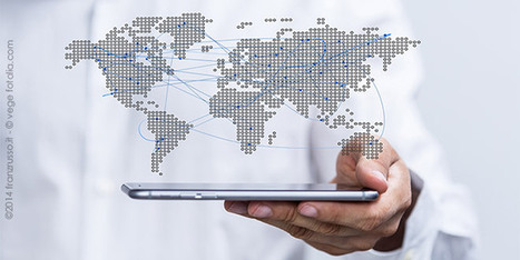 I dispositivi mobili connessi superano la popolazione mondiale | Socially | Scoop.it
