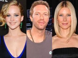 Jennifer Lawrence and Chris Martin are back together   Celebrity Sports News   Scoop.it
