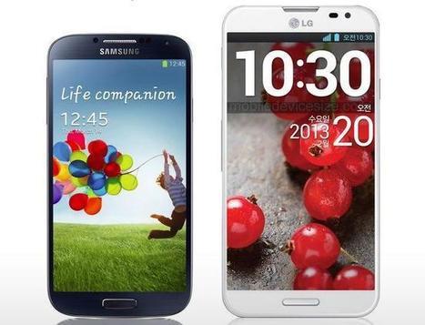 Según LG, Samsung Smart Pause viola una de sus patentes | Androidtecnologia | Scoop.it
