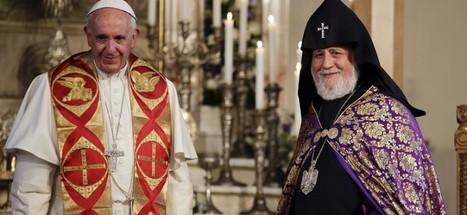 Pápež František pricestoval do najstaršej kresťanskej krajiny (fotoreportáž) | Správy Výveska | Scoop.it