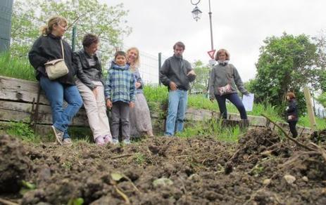 Saint-Cloud : un jardin à partager pour créer du lien | (Culture)s (Urbaine)s | Scoop.it