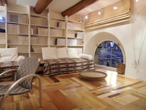 Location d'appartement meublé à Marseille, studio, maison, villa de vacances - Louer avec Lovely Marseille | Tout le web | Scoop.it
