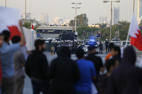 Clashes erupt at demonstrations in Bahrain | Human Rights and the Will to be free | Scoop.it