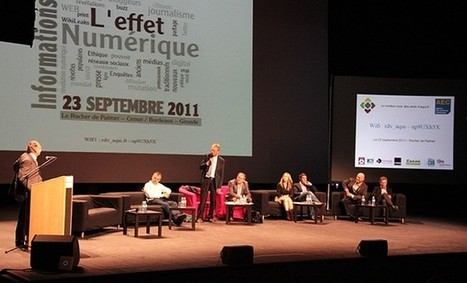 La rentrée de la presse à l'heure du numérique c'est le 21 septembre à Cenon. - Aqui.fr | Lecture en ligne | Scoop.it