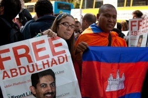 FreeAbdulhadi AlKhawaja  NOW! | Human Rights and the Will to be free | Scoop.it