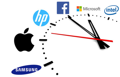 How much money do the top technology companies make per second? | Digital Marketing | Scoop.it